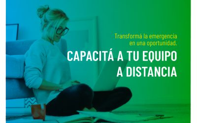 Capacitación IN-COMPANY a distancia.