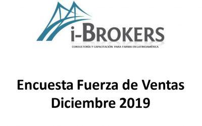 Encuesta Fuerza Ventas – Argentina – DIC 2019